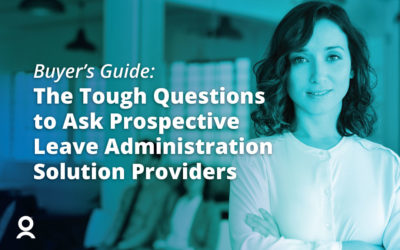 Questions to Ask Prospective Leave Administration Solution Providers