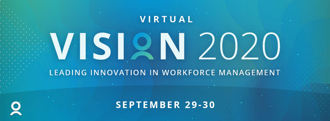 Top 3 Reasons to Attend VISION 2020