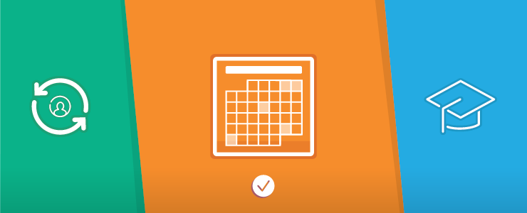 Improving Onboarding with Scheduled Learning