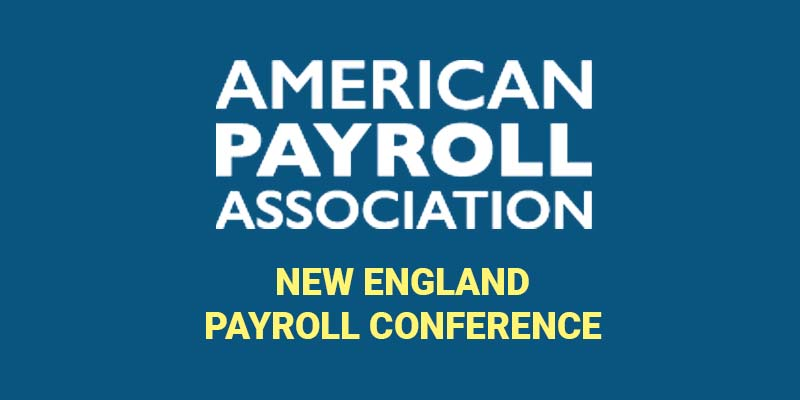 New England Payroll Conference
