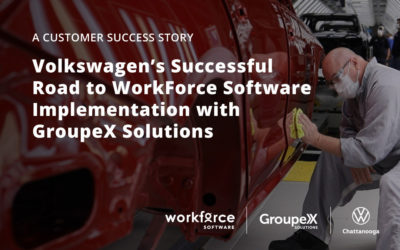 Volkswagen's Successful Road to WorkForce Software Implementation with GroupeX Solutions
