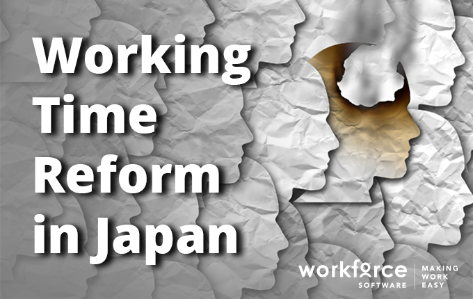Working Time Reform in Japan