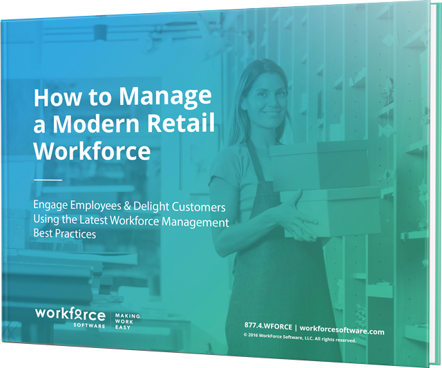 How to Manage a Modern Retail Workforce