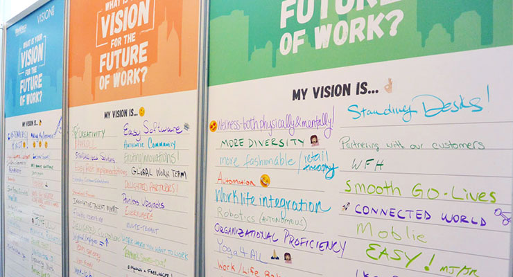VISION 2016 – Future of Work
