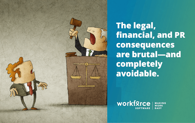 What Happens When Employers Violate Labor Laws