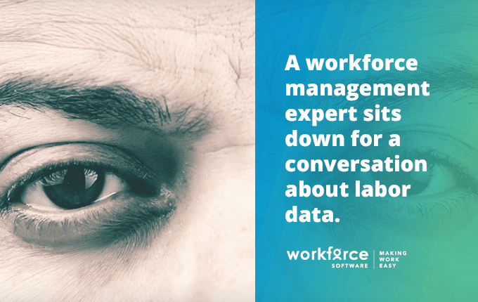 How and why should my company use labor data
