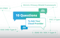 10 Questions to Ask Your SaaS Provider