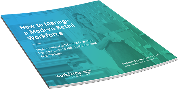 2017 Workforce Management Trends Survey eBook