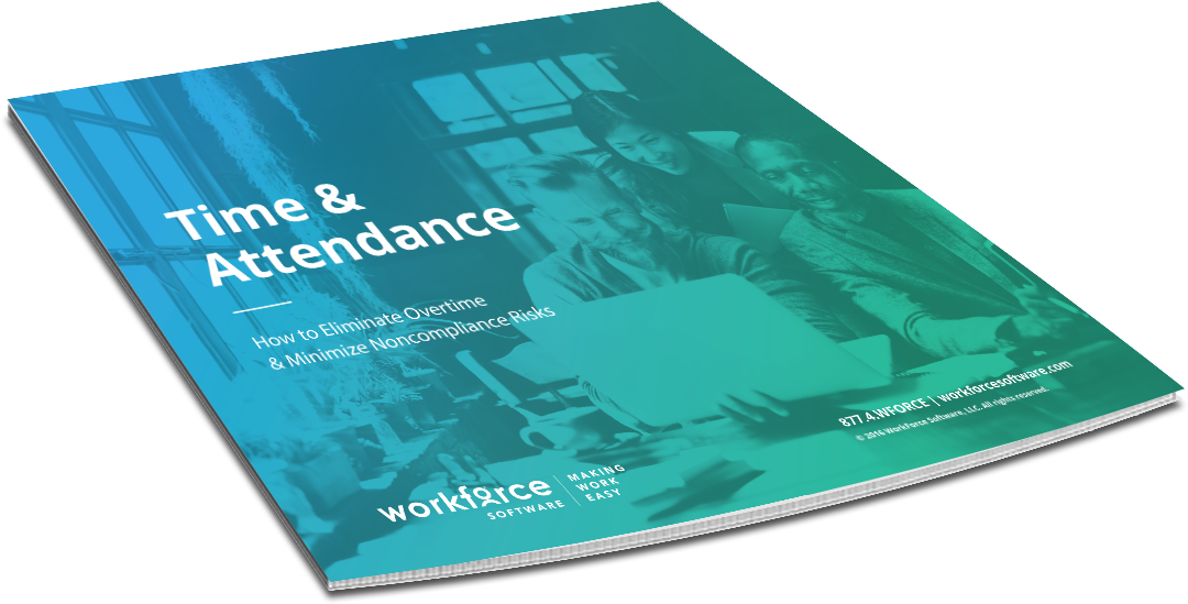 Time and Attendance eBook