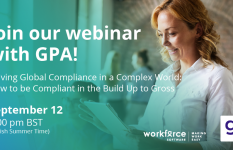 Driving Global Compliance In A Complex World: How To Be Compliant In The Build Up To Gross