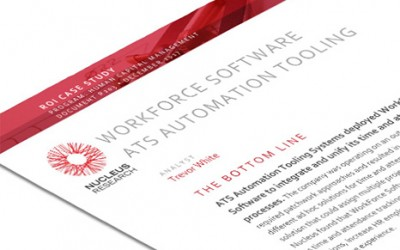 ATS Automation Tooling ROI Case Study