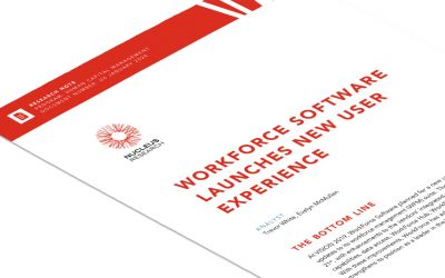 WorkForce Software Launches New User Experience