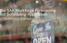 SAP Workforce Forecasting and Scheduling by WorkForce Software
