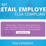 Is My Retail Employee FLSA Compliant?