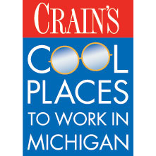 "WorkForce Software Named ""Cool Place to Work"" by Crain's Detroit Business"