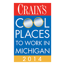 Crains 2014 Cool Places to Work